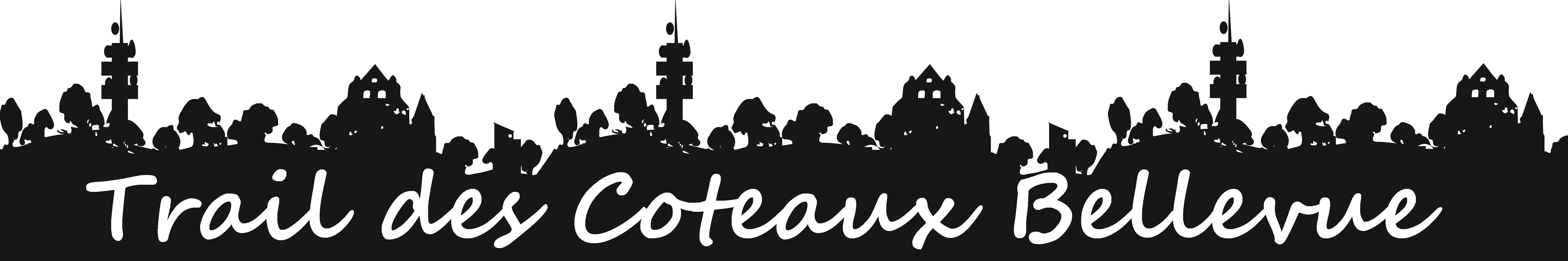 Trail des Coteaux de Bellevue Logo